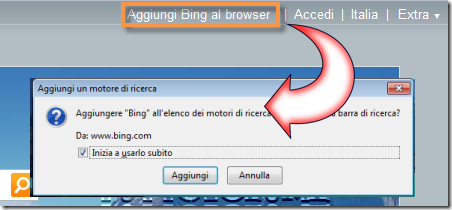 how to delete bing from internet explorer