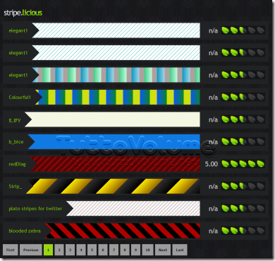 Stripemania crea stripe e sfondi per i tuoi progetti web for Crea i tuoi progetti