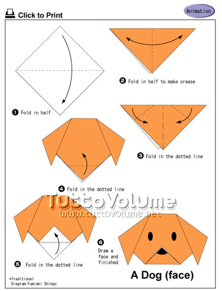 Origami Club: impara l'arte degli Origami con diagrammi ... - photo#5
