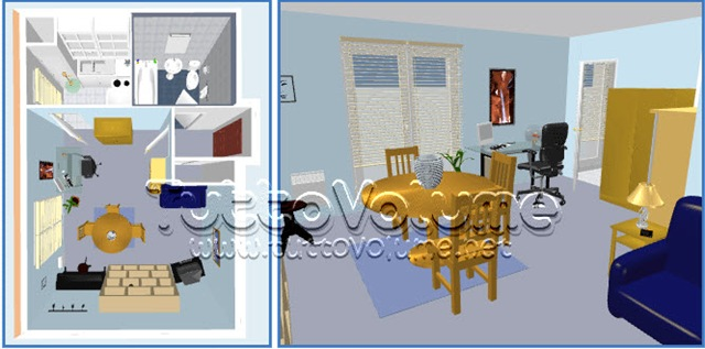Sweet home 3d arredamento di interni alla portata di for Software arredamento interni gratis