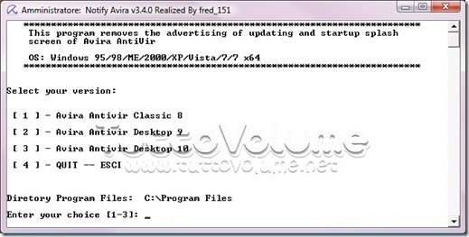 No notify avira tool per bloccare i pop up delle versioni free di avira antivir tuttovolume - Bloccare finestre pop up ...